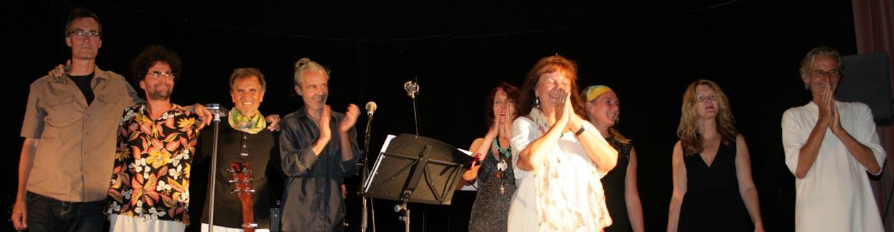 Regine Steffens und Band