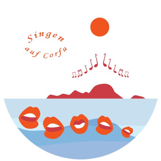 Singen auf Corfu