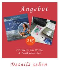 CD und Postkarten-Set