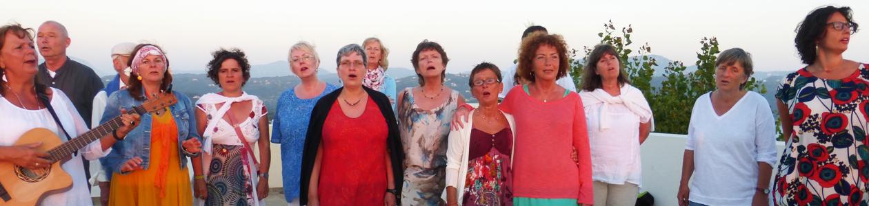 Singkreis - Corfu
